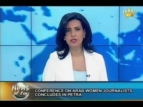 English News At Jordan Television 01-06-2013