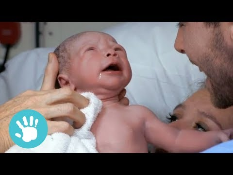 Pushing Past the Pain of Childbirth   One Born Every Minute