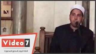 بالفيديو.. إمام الجامع الأزهر يوضح دليل صدق الصلاة والإيمان