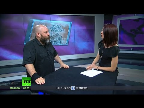 Sage Francis Breaks the Stage on 9/11 Fear Mongering, Corporate Hip Hop & Performs 'Vonnegut Busy'