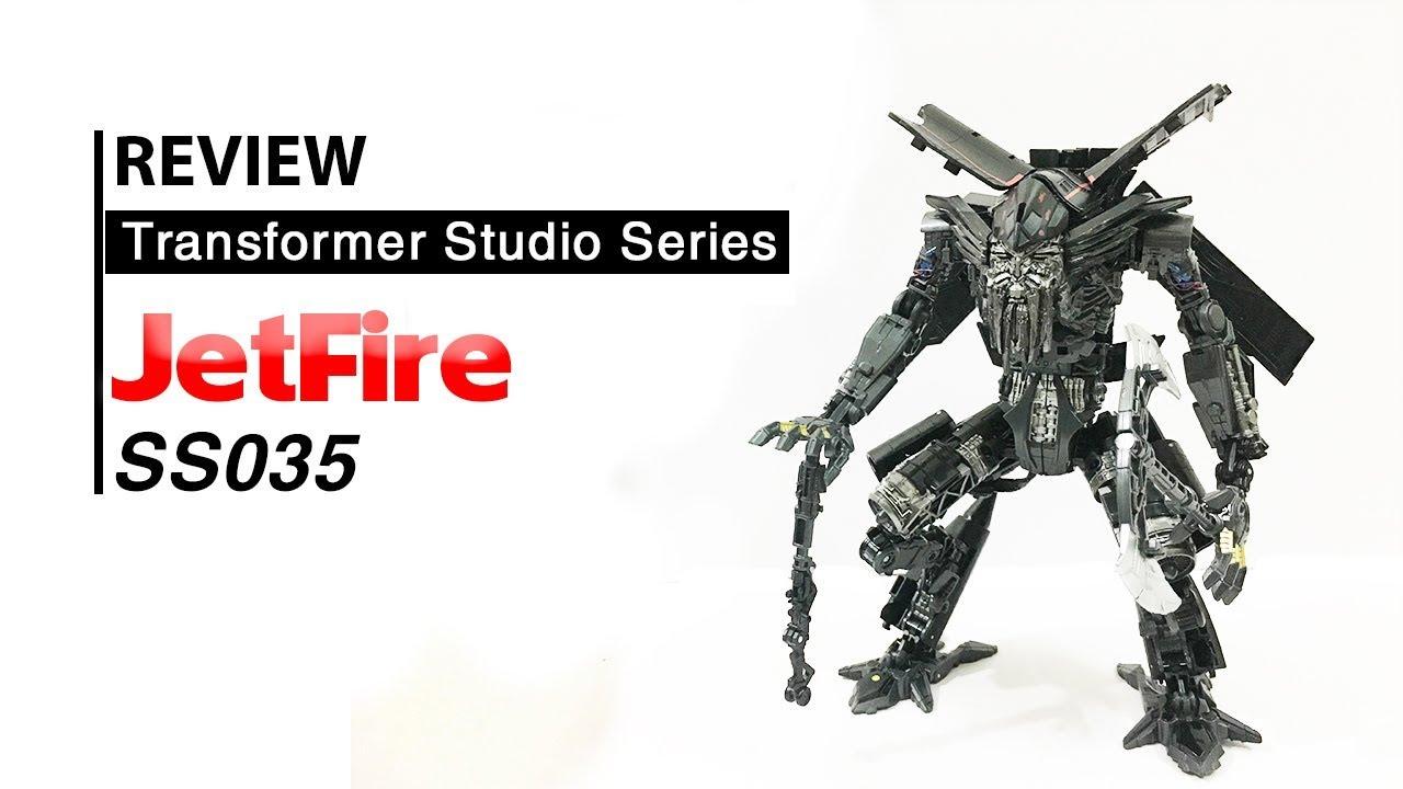 Transformer Studio series Voyager class JETFIRE SS035