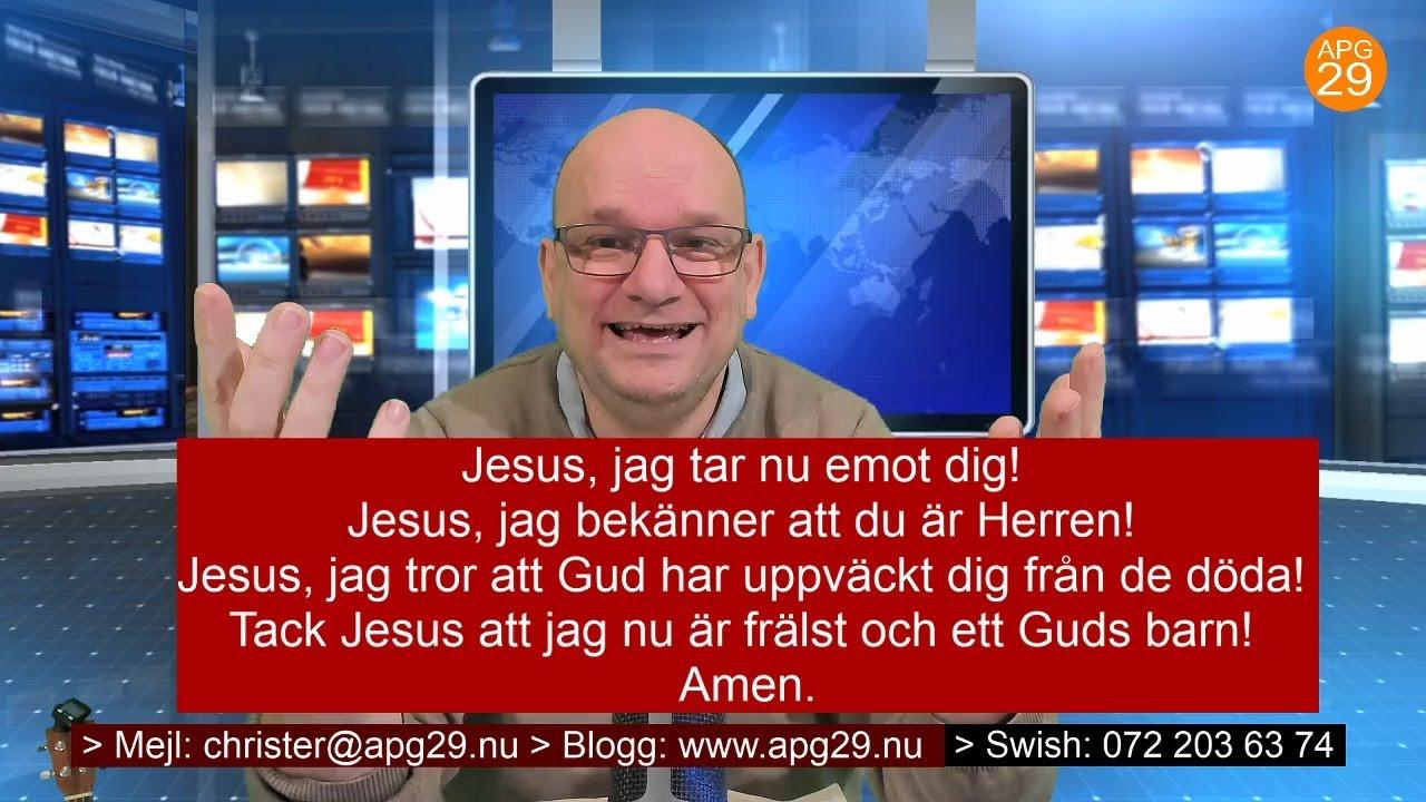 Christer Åberg: Corona - profetiskt tidstecken
