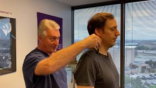 Manhattan Pharmacist & Wife Gets 1st X Y Z Adjustment Ring Dinger® At Advanced Chiropractic Relief