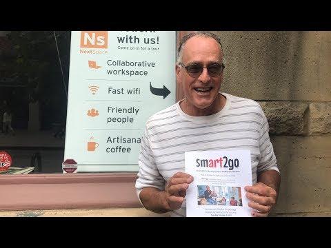 smart2go Indiegogo Campaign Launch invite