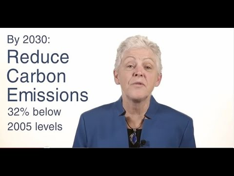 The Clean Power Plan Explained by EPA Administrator Gina McCarthy