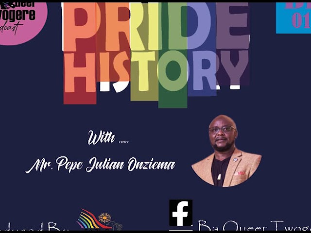 Pride history with Mr  Pepe