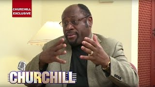 Remembering Dr. Myles Monroe (Earlier Interview with Churchill)