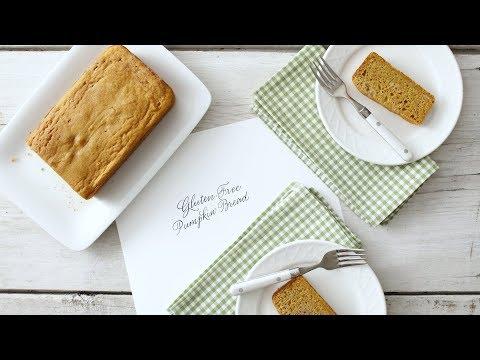 Nicely Spiced Gluten-Free Pumpkin BreadMartha Stewart