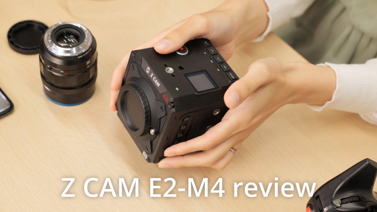 Z CAMをご購入されたお客様からのレビュー(YouTube)のご紹介