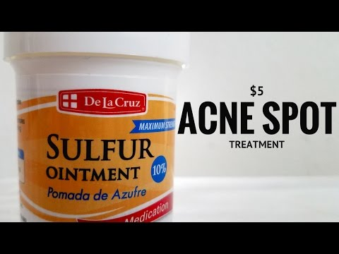 $5 Acne Spot Treatment That Actually Work