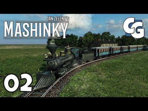Mashinky - Ep. 2 - Passing Loops - Mashinky Gameplay