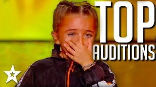 Amazing Auditions From France  Week 2  Got Talent Global
