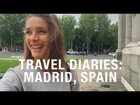 TRAVEL DIARIES: A MORNING IN MADRID, SPAIN