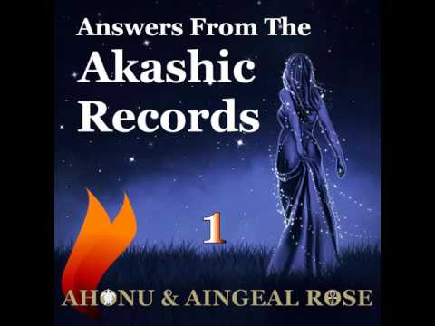Launch of the Answers From The Akashic Records Podcast Series