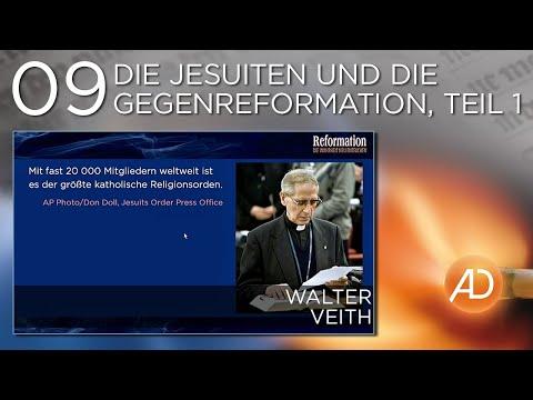 Die Jesuiten und die Gegenreformation (Teil 1) - Prof. Dr. Walter Veith
