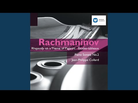 Rhapsody on a Theme of Paganini, Op. 43: Variation XVIII (Andante cantabile) mp3