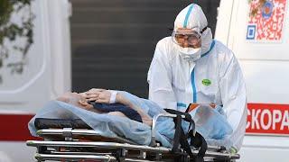 Антирекорды смертей и заражений возвращение госпиталей Коронавирус в России