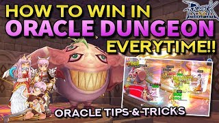 HOW TO WIN IN ORACLE DUNGEON EVERYTIME!! | Ragnarok Mobile Eternal Love