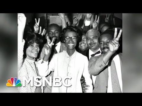Shirley Chisholm Had Guts | Rachel Maddow | MSNBC