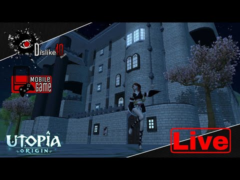 Utopia:Origin - 🔴[Live] หาแม่พิมดาบ