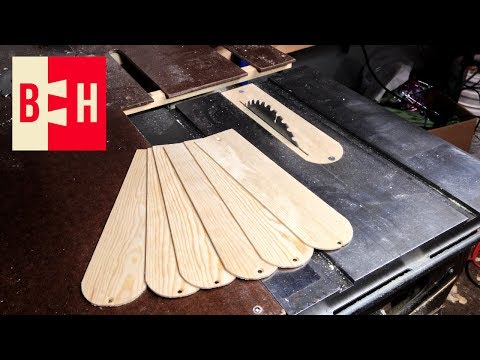 Zero Clearance Inserts // DIY wood inserts for table saw