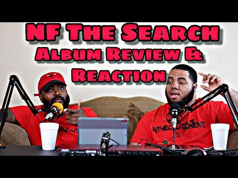 NF - The Search Album (Review/Reaction)