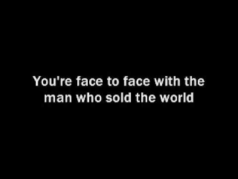 Nirvana - The Man Who Sold The World (Unplugged) Lyrics