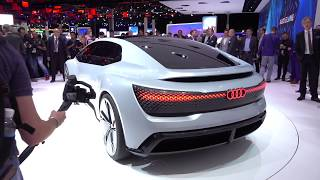 Все Новинки Audi Во Франкфурте 2017 // Автовести Online