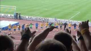 Eintracht Braunschweig vs 1.FC Köln - Saison 2012/13 - Impressionen