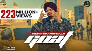 GOAT (Full Video) Sidhu Moose Wala | Wazir Patar | Sukh Sanghera | Moosetape