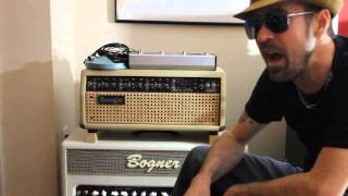 Indie Music Lounge - Mesa Boogie Amp