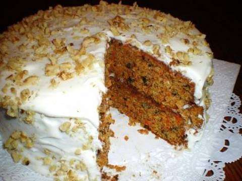 How To Bake Carrot Cake Panlasang Pinoy