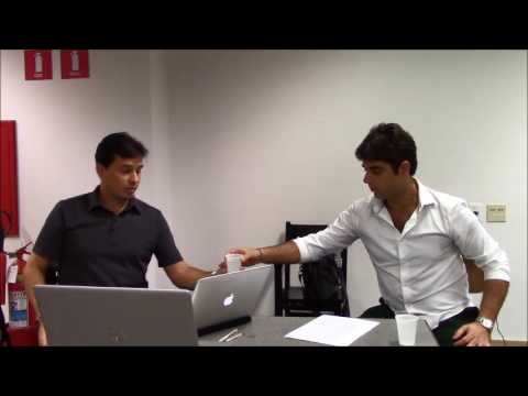 Palestra Cristiano Alves e Daniel Guedes