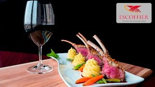How To Make Roasted Rack of Lamb