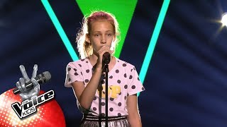 Anaïs - 'Little Do You Know' | Blind Auditions | The Voice Kids | VTM