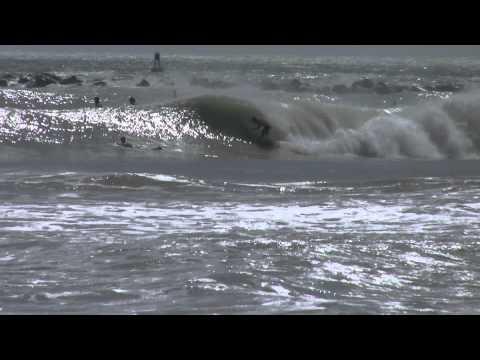 Sandy -- South Beach Ocober 27th 2013
