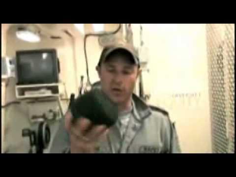 Tour of an ANZAC Class frigate
