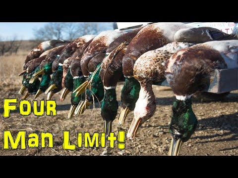 Farm Pond Four Man Limit