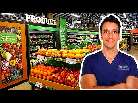 Healthy Grocery Haul | Doctor goes Grocery shopping