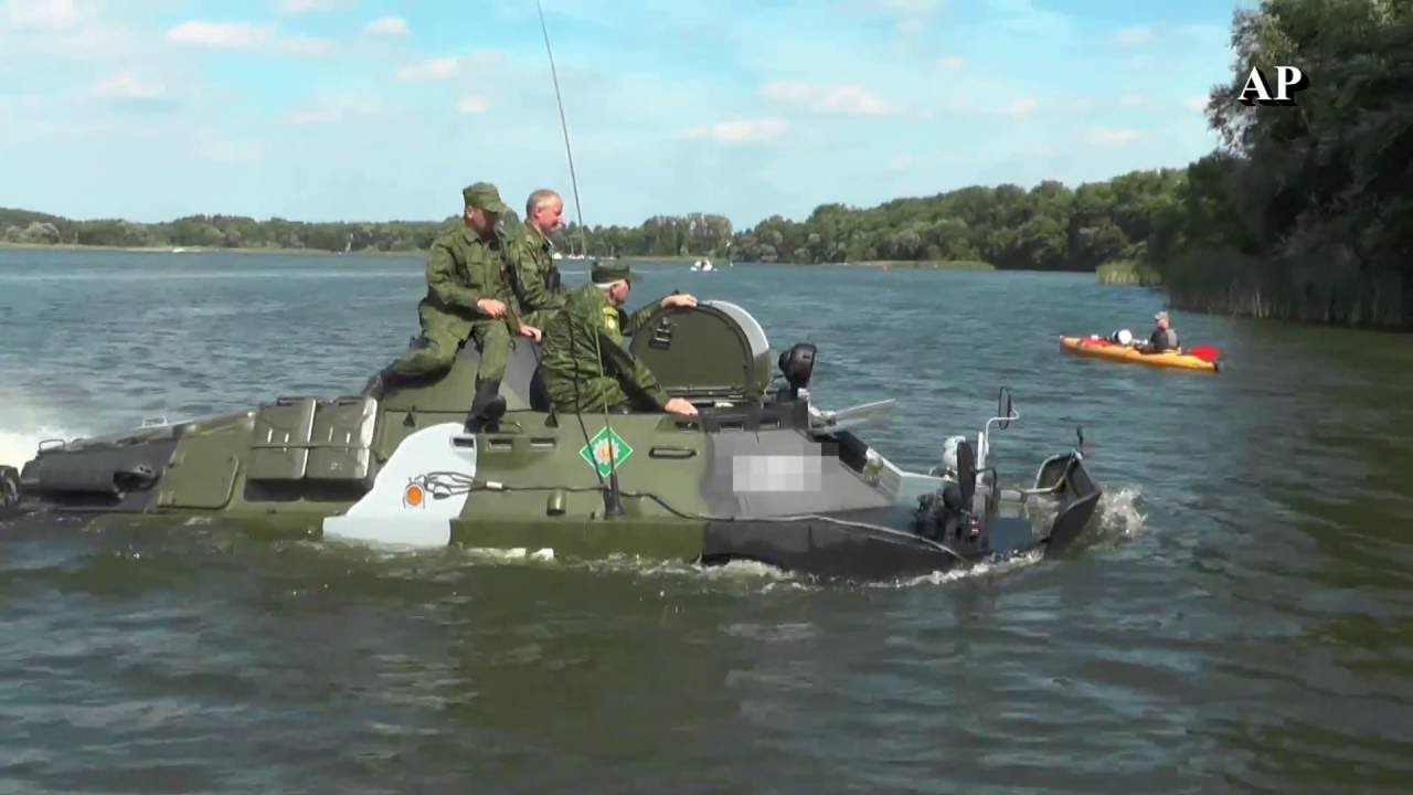 SPW-40 / BRDM-2