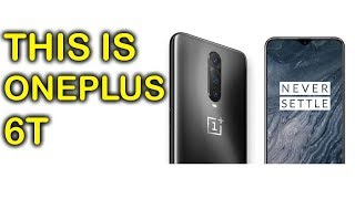 🇮🇳 [Hindi] Oneplus 6T Rumour Review of Features, specs, camera and price in India