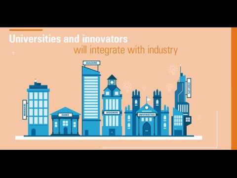 Innovation 2050 - A Digital Future for the Infrastructure Industry