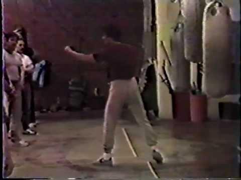 Sifu William Cheung - Los Angeles, 1983 (3/13)