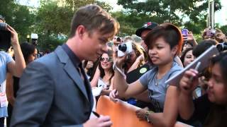 Kill Your Darlings: Dane DeHaan arrives at TIFF premiere