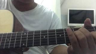 Đi về đâu _ Tiên Tiên GuitarVn ( tập khúc dạo đầu )