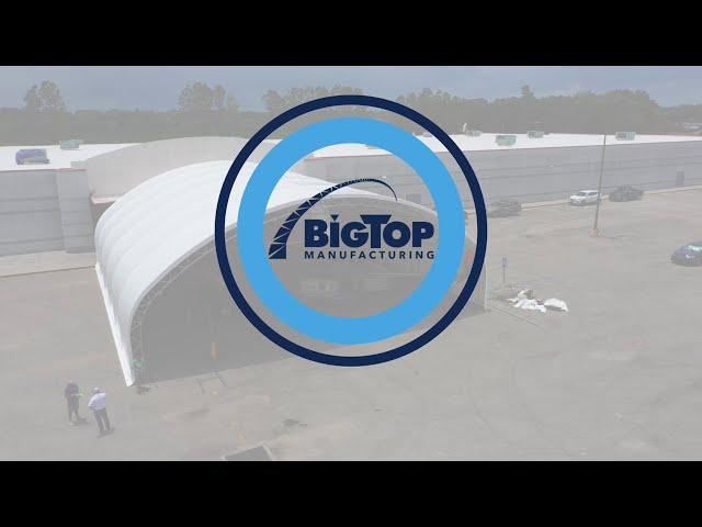 Big Top Fabric Structure Installation Tutorial