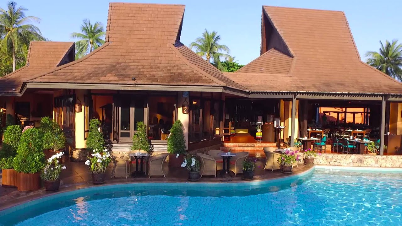 Bo Phut Resort And Spa Drone Vdo Youtube