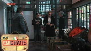 Emigratis 3 - Pio e Amedeo incontrano Benji e Fede
