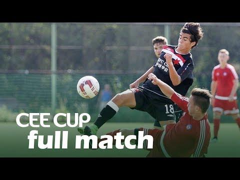 CEE Cup GENERALI 2016 SK Slavia Praha vs AS Trenčín