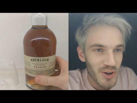 PewDiePie Stories Aberlour Whisky